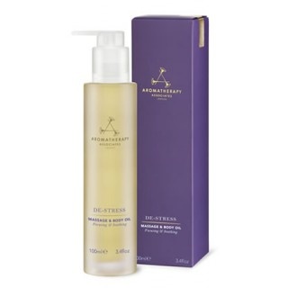 de-stress massage & body oil 100ml