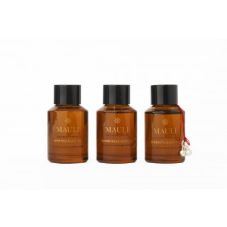 trio of therapeutic oils 3 x 30ml